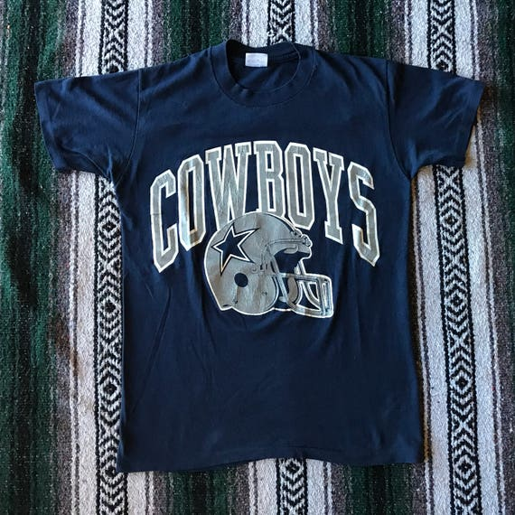 b1ed8ed1e Vintage Stedman NFL Dallas Cowboys Football T-Shirt Size M
