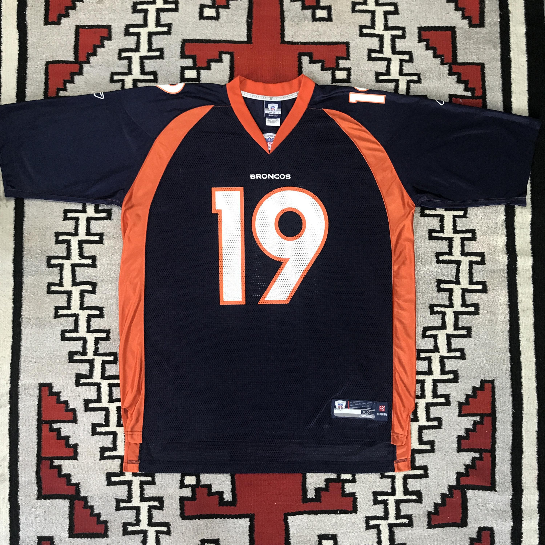 Reebok NFL Football Denver Broncos Eddie Royal Jersey Size XXL