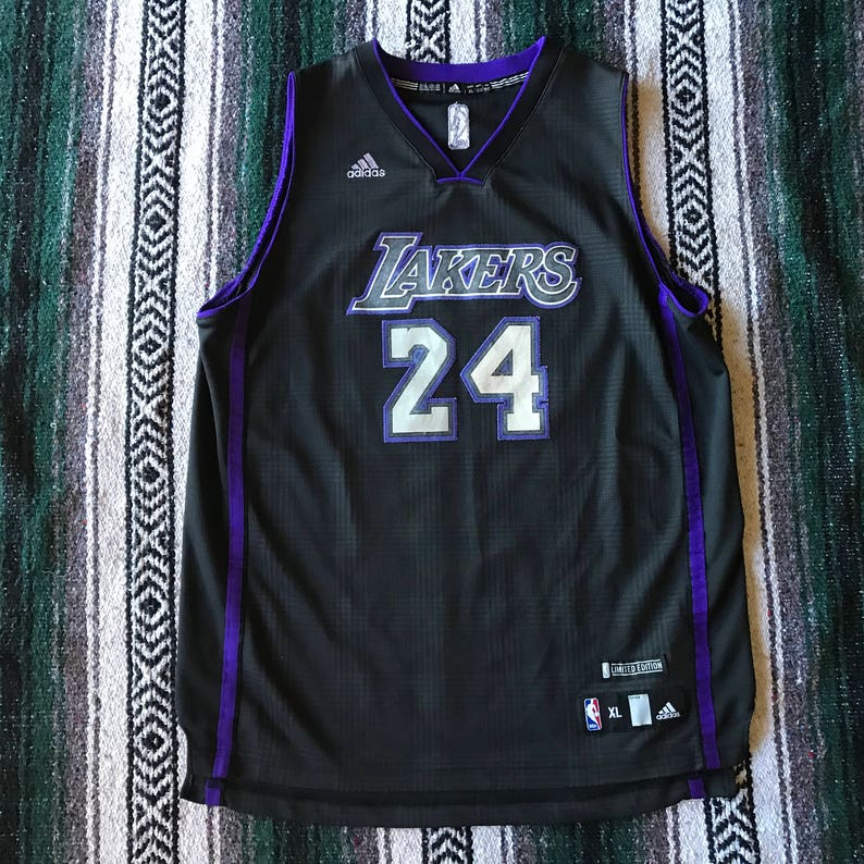 324c145d656 RARE NBA Los Angeles Lakers Kobe Bryant Limited Edition Adidas | Etsy