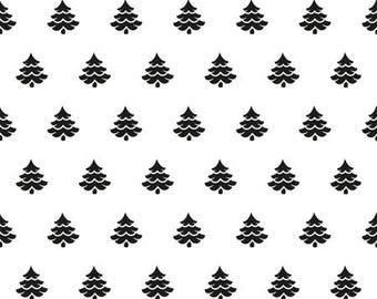 Embossing background trees 15 x 15 cm_EEB012 workbook