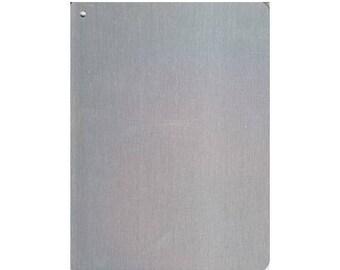 A5 universelle_NPBM002 metal plate