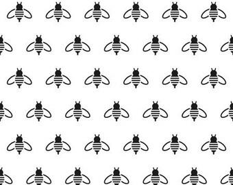 Embossing background bees 15 x 15 cm_EEB006 workbook
