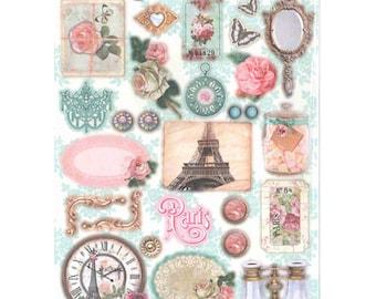 Various Paris Vintage pre-decoupee_sleasy370