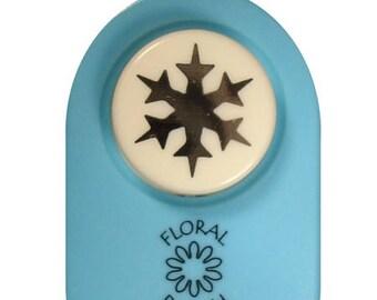 Small 1.5 cm_FLP012 snowflake punch