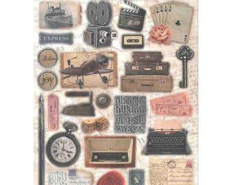 Vintage pre-decoupee_sleasy353 items of yesteryear