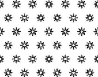 Embossing background snowflakes 15 x 15 cm_EEB005 workbook