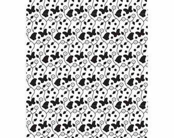 "Embossing workbook ""butterflies"" 10.6 x 15 cm_VINF002"