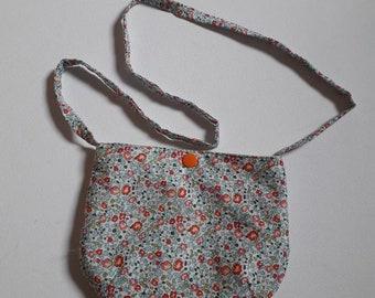 Bag liberty/besace shoulder strap child liberty/small bag girl liberty/small bag liberty/besace liberty/shoulder liberty