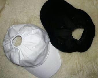 Hat with holes  ea288ec9b16