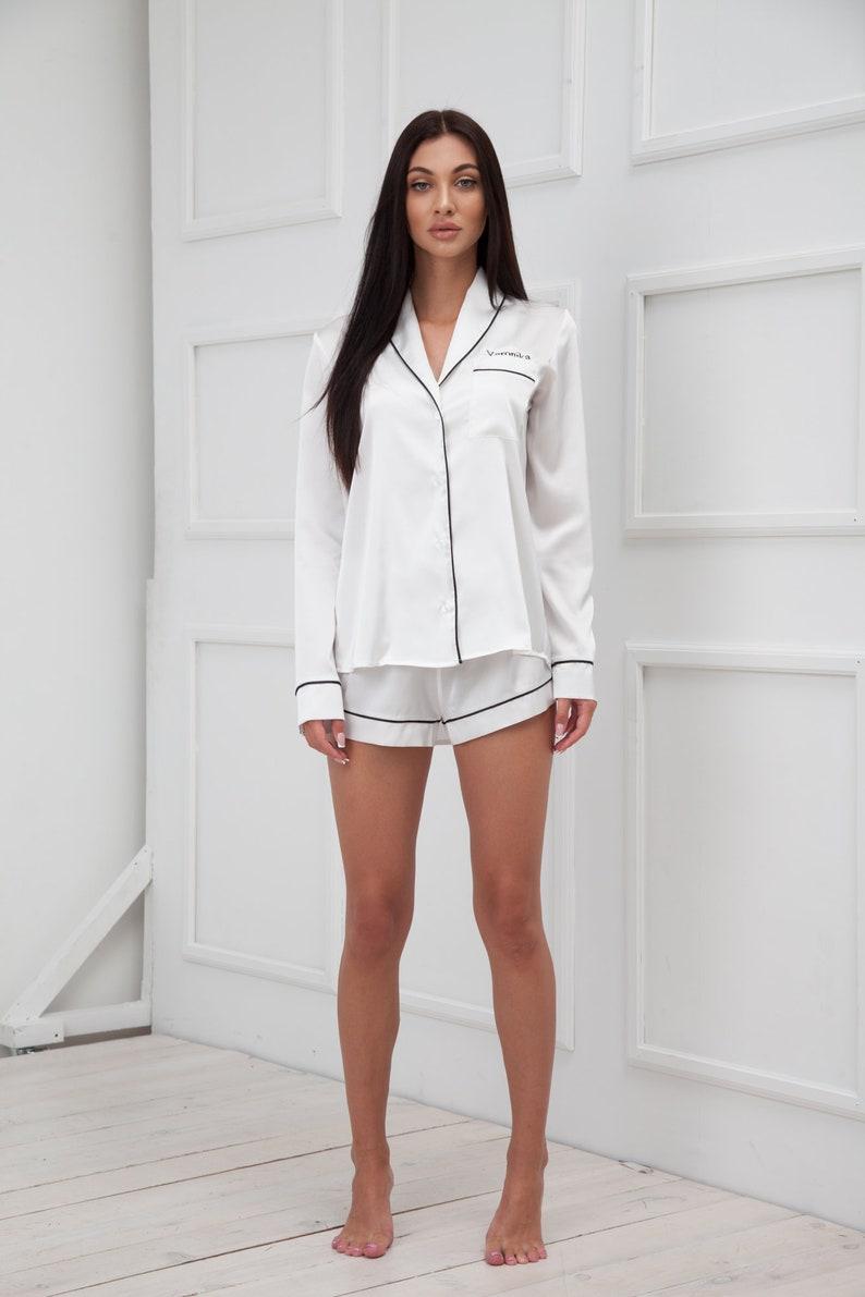 Brittany Classic Short Pyjama Set