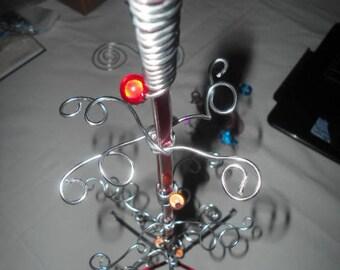 door jewels original hand-made of aluminum wire