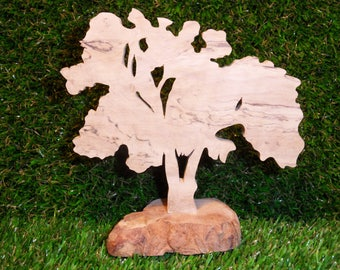 """""""Chatel"""" wooden tree"""