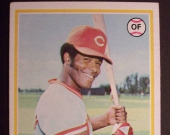 d93ce8c822 1978 Vintage Topps Ken Griffey #80 Reds Baseball Card**Over 40 Years Old!!