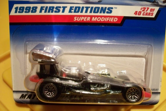 hot wheels 664 super modified1998 first editions   etsy