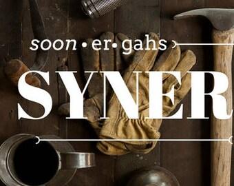 Lent Program: Synergos