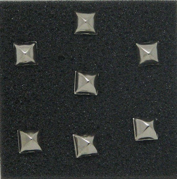 Lot Clous BOHIN for Silver Heart Clothing 10 mm