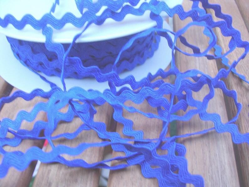 King Blue Serpentine Croquet Roll  50-metre reel image 0