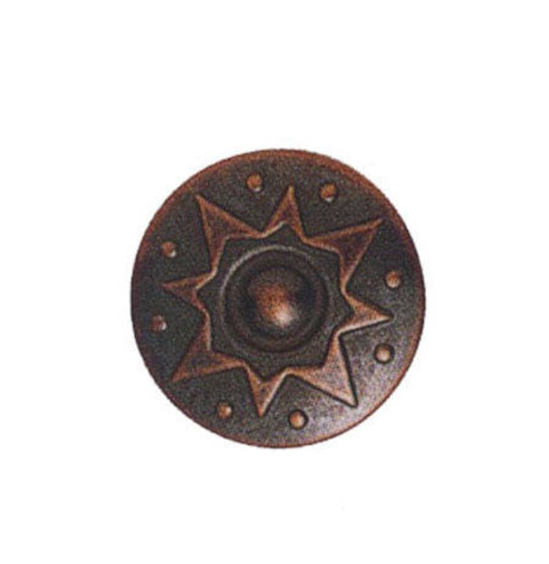 Lot 4 star 16mm automatic buttons for jeans