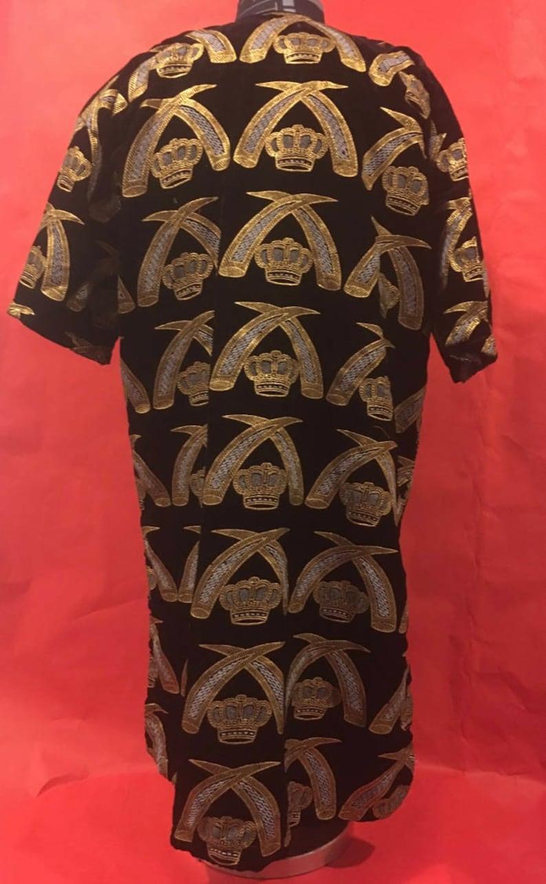 Tops African wedding outfit,Men African clothing,African wear Ise Agu TopAnkara Men Shirt,African clothing,Traditional wear,Nigeria wear