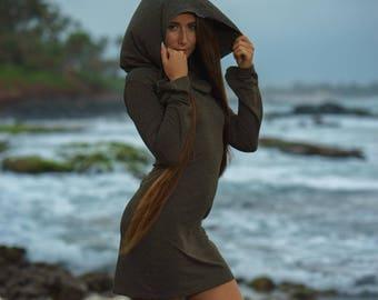 LNLS Dress, Cowl Neck Dress