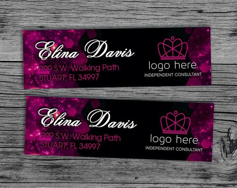 Mailers Tags Address Labels DIGITAL FILES Custom Return Label Return Label Fashion Jewelry Accessories Return Address Labels