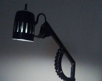 Hand Made Metal Art Desk Lamp