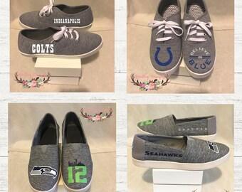 a7baec430e32 Football   Sports Team Custom Shoes