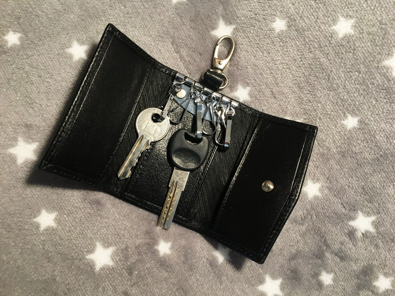 Leather Turkish Handmade Key Case Key Cover Key Holder Leather Key Purse Key Wallet for men Key Pouch Key Organizer Wallet Keychain
