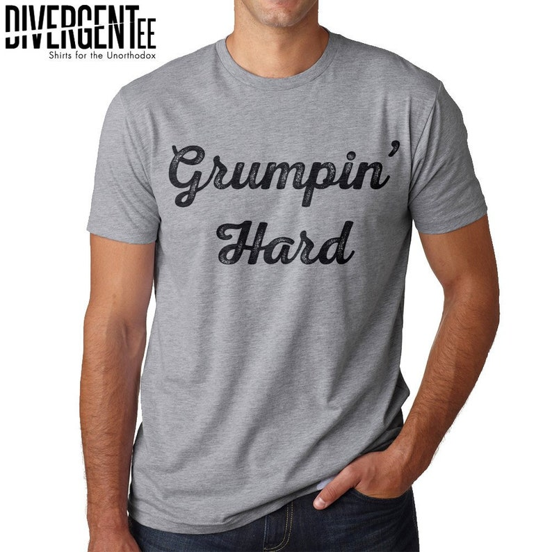 5b93c9d05e Grumpy shirt grumpy gift grumpy old man grumpy the man the   Etsy