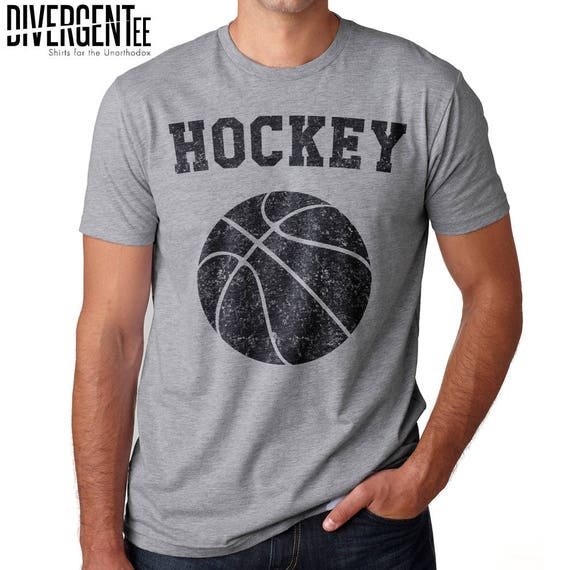 adcb1c0d0 Funny hockey shirt funny basketball shirt player athlete go | Etsy