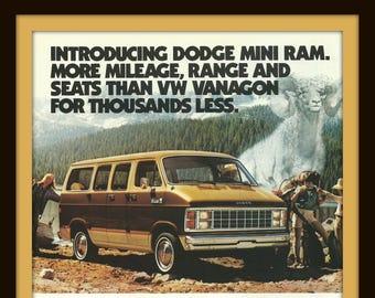 1981 dodge van