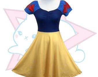 Snow White   Princess Bardot Dress   Disney