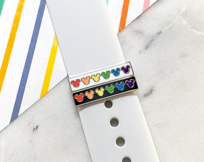 Rainbow Mouse 'Wristband Slider'
