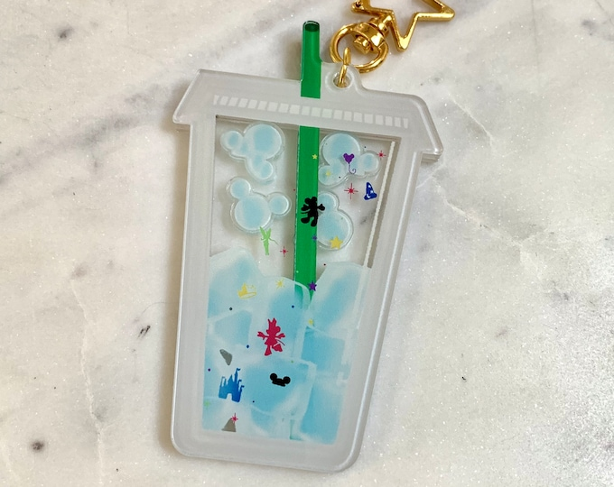 MAGICAL Cup Shaker Keychain