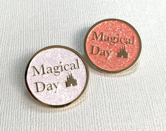 MAGICAL DAY Enamel Pins