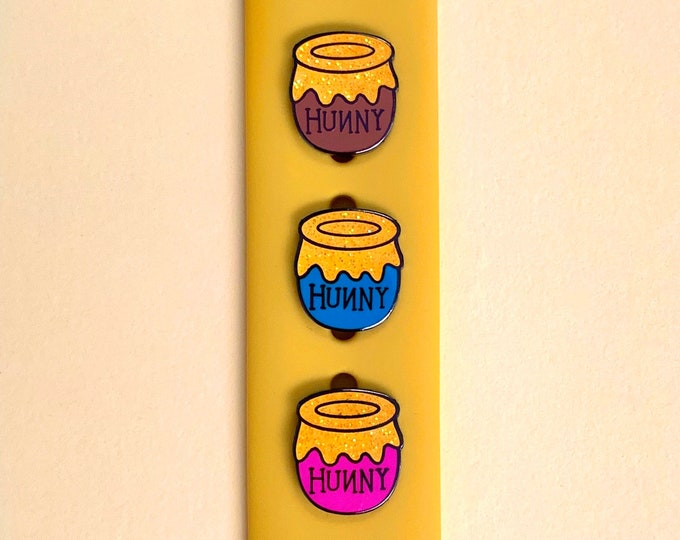 HUNNY Pot 'Wristband Candy' Band Buttons
