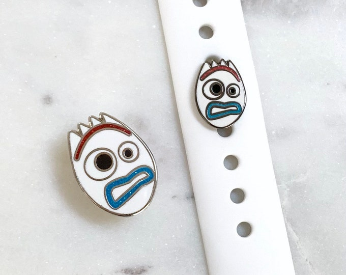 FORKY Sparkle 'Pin' & 'Wristband Candy'