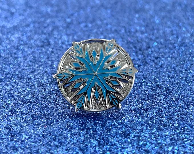 Princess Sparkle 'Elsa's Sparkle' Enamel Pin