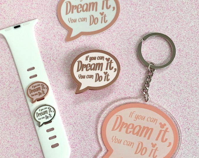 DREAM It, DO It Collection