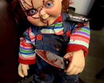 MADE TO ORDER Talkative Bride Of Chucky Doll