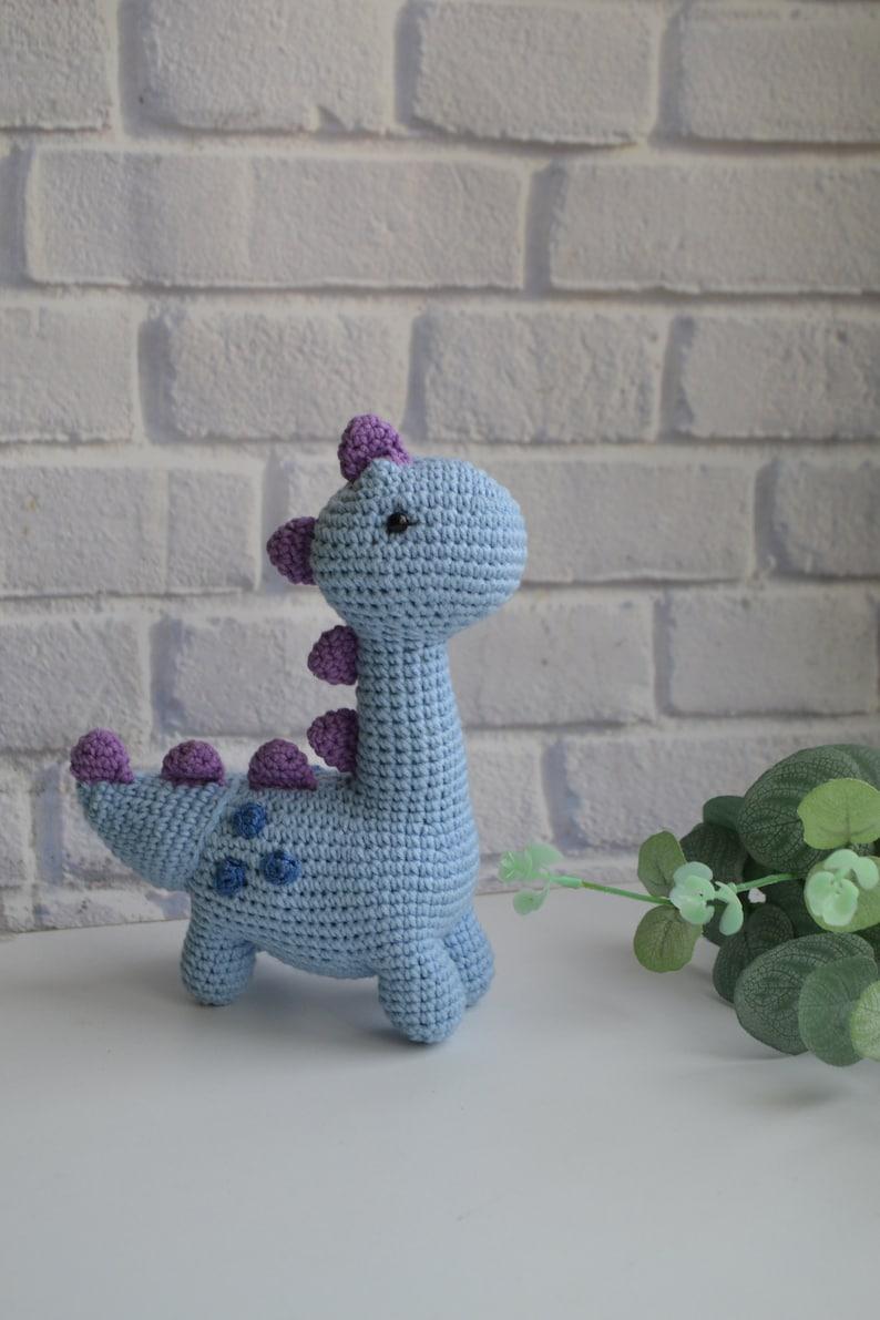 Baby Dinosaurs Free Crochet Pattern | 1191x794