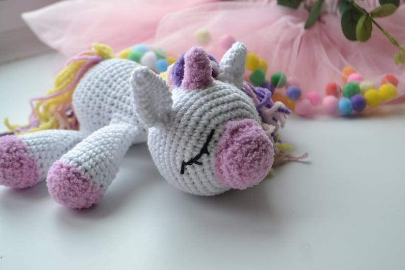Unicorn Crochet Pattern Ideas You'll Love | The WHOot | 529x794