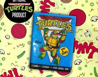 Teenage Mutant Ninja Turtles 2nd Series Trading Cards
