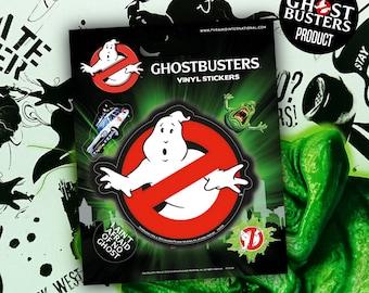 Ghostbusters Vinyl Sticker Pack Series 1