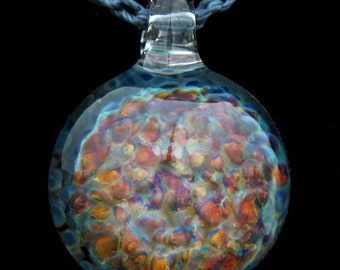 Floral Implosion Pendant