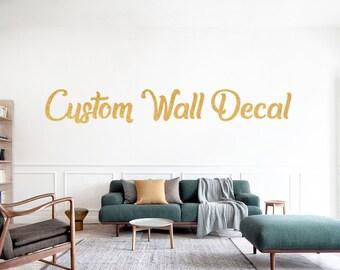 19f4085d5 Custom wall decals