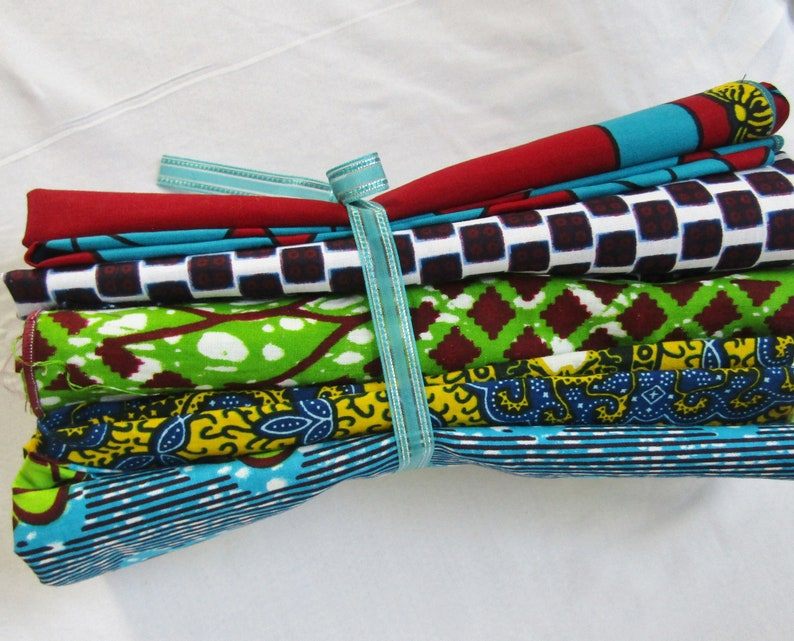 African fabric ankara fabric,Quilt fabric Ankara fabric Fat quarter bundle Fat quarters bundles African clothing lot fat quarter