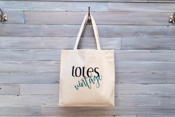 b7b4f6e1478 Toile sac fourre-tout Vintage poids lourd sac de Shopping