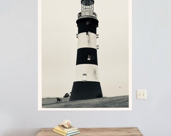 Smeaton's Tower A2 Print