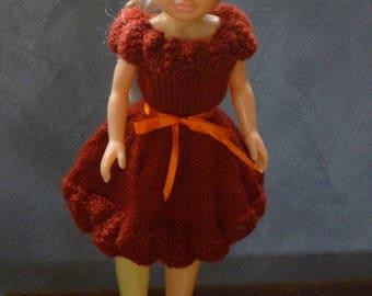 clothing doll 43 cm